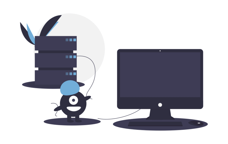 reparatie van een computernetwerk - ONB ICT