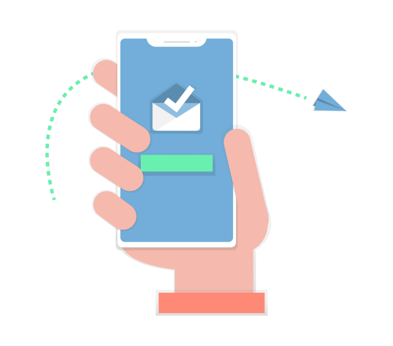 E-mail op je telefoon, beveiligd in de cloud met Office365